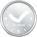 Sribna Clock